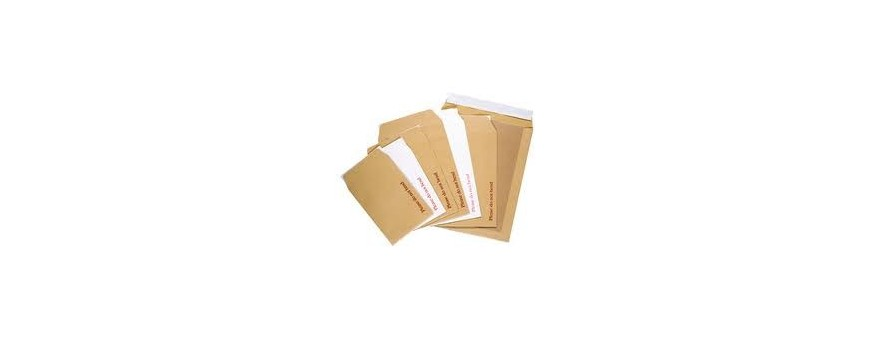 Board Backed Envelopes
