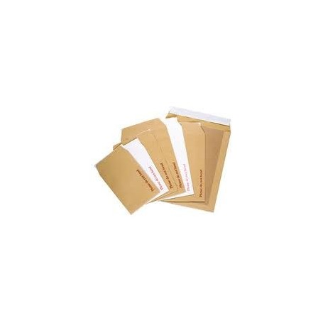 Board Backed Envelopes (125/box)