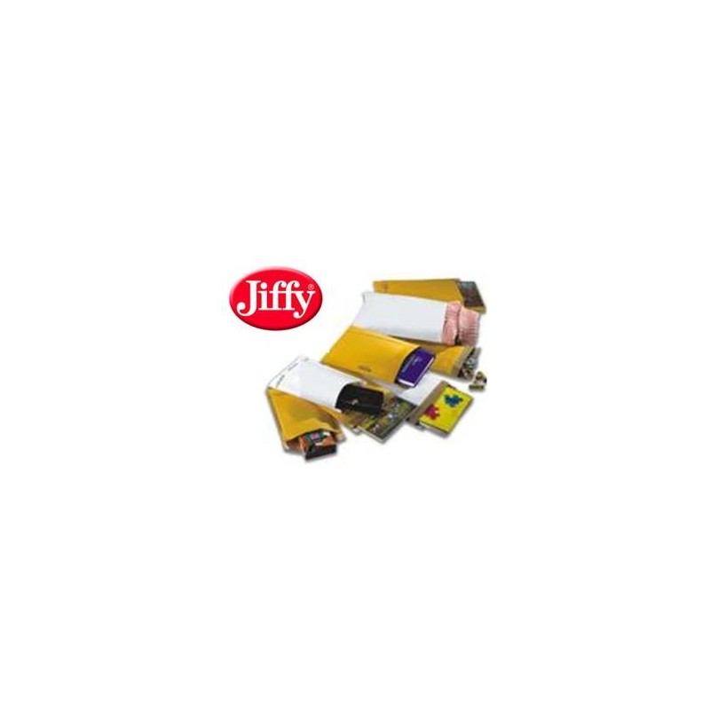 Jiffy Original Gold Padded Envelopes