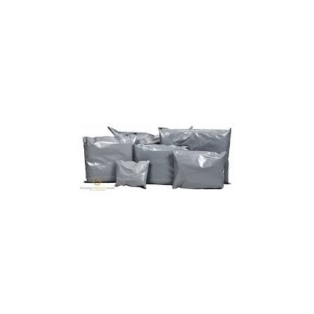 450mm x 550mm Grey Poly Mailing Bags