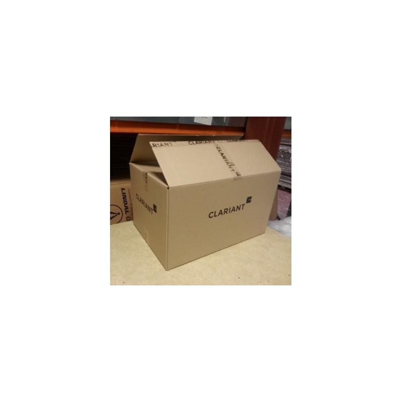590mm x 400mm x 340mm  Single Wall Cardboard Box