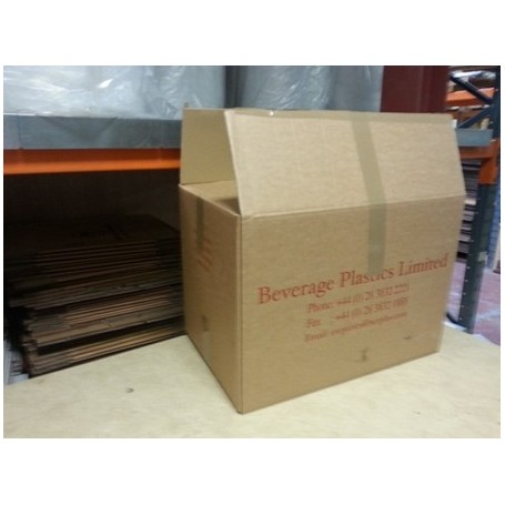 600mm x 400mmx 440mm Double Wall Box