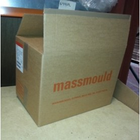 490mm x 340mm x 350mm  Single Wall Cardboard Box