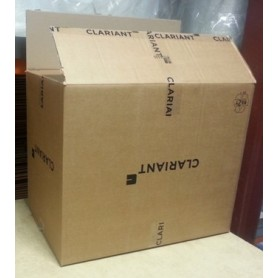 590mm x 375mmx 490mm Double Wall Box