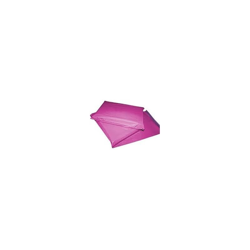 305mm x 406mm Pink Poly Mailing Bags