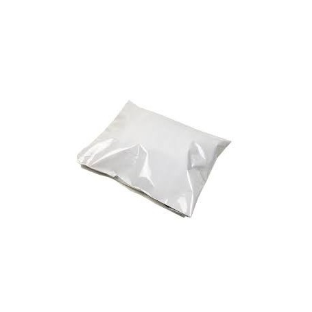 165mm x 230mm White Poly Mailing Bags