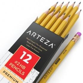 Arteza Pencils (12) 2 HB