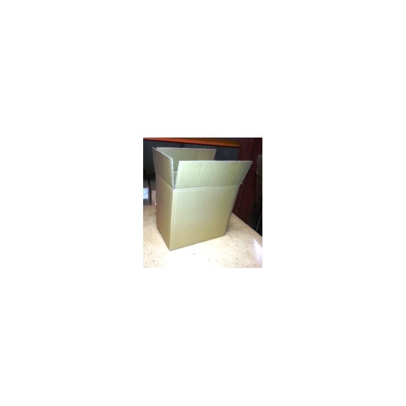 390mm x 255mm x 260mm Single Wall Box