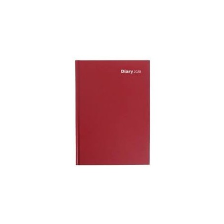 2020 A5 Hardback Diary - week to view