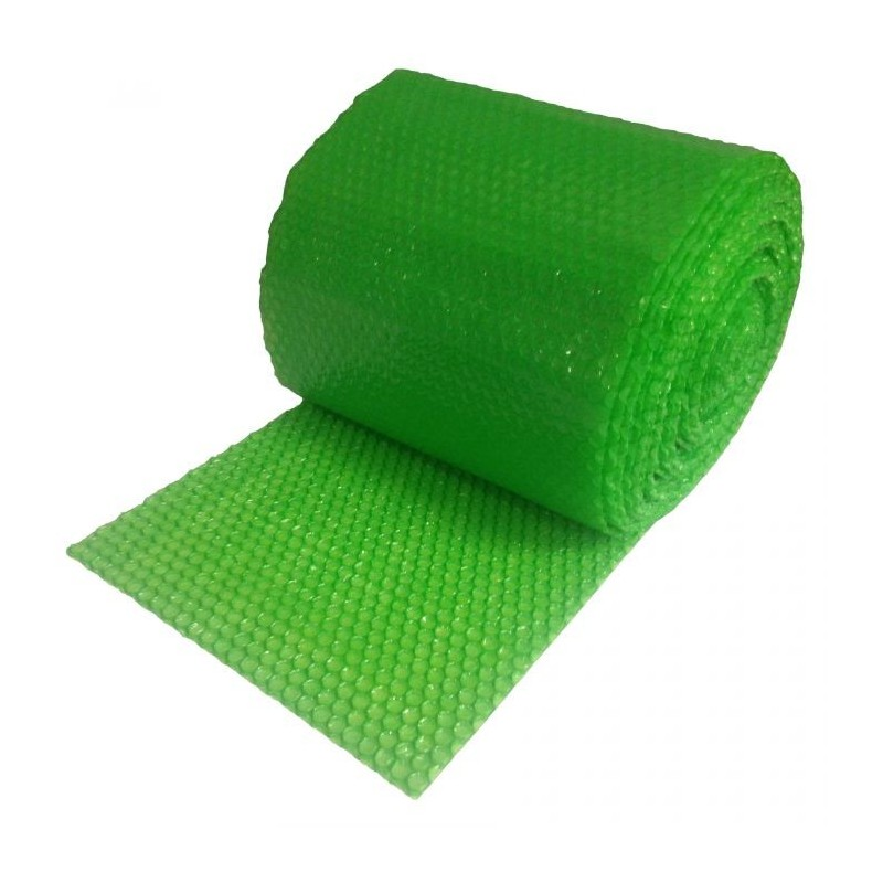 Eco Green Bubblewrap - 500mm x 100M