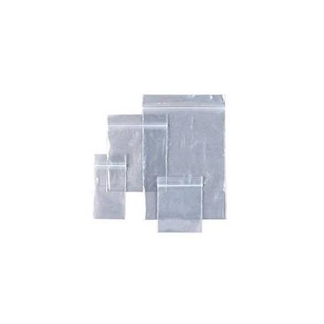 Polythene Gripseal Bags - plain