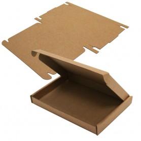 Brown Postal Boxes 330x234x19mm