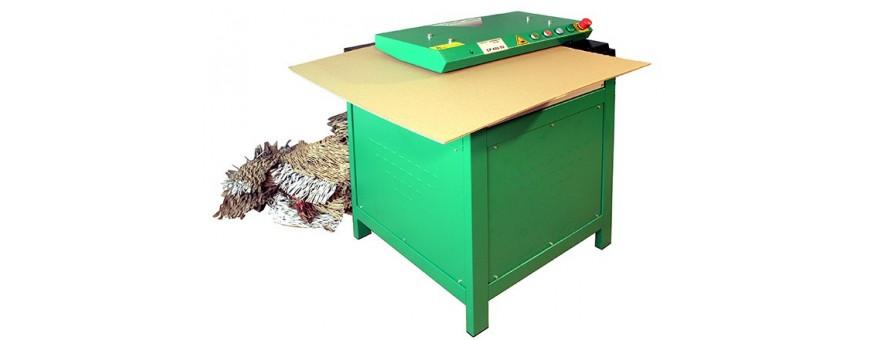 Eco Friendly Cardboard Shredding Machines