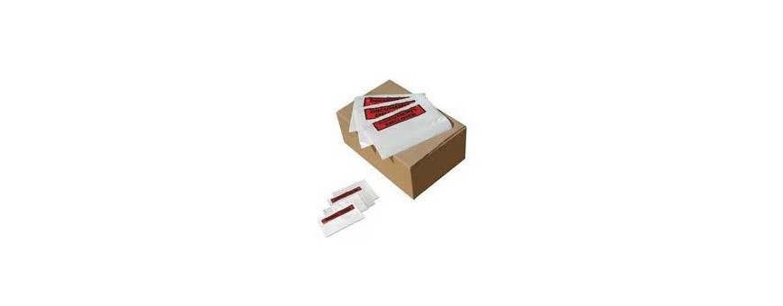 Document Enclosed Envelopes